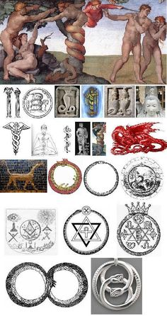 signs and symbols rule the world...