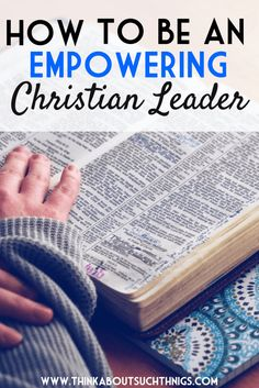 Christians are called to empower others but how do we do that? What does it truly look like to be an empowering leader? Discover the foundation and keys that make you a leader that makes a difference.