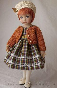 Autumn Sweetie   par Cindy Rice Designs