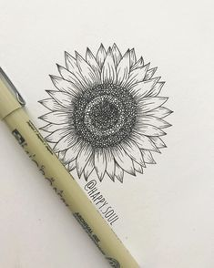 I'm getting my second tattoo done next Tuesday 😁 it's not of this flower (though I would consider it since sunflowers are one of my faves) it's of the moon and I'll post it on Tuesday 👍🏽 I'm super excited 😊 like an early Christmas present from myself lol follow my personal @a.lbaa add me on snapchat: a-lbaa my shop @happysoul.shop