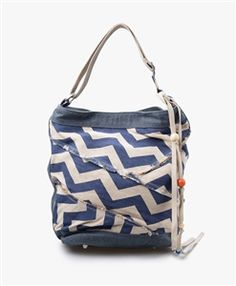 Toms Journey Chevron Canvas Bucket supports their Giving Partners in delivering materials and training to help women in need safely deliver their babies. One for One®. www.hatchecolifestyle.com