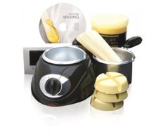 Complete Wax Kit from Rio - includes two different types of wax for different areas.