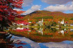 Island Pond (Brighton), Vermont John H. Knox - Photographer