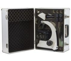 Professional Microscope Case