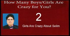 Check my results of How Many Boys Girls Are Crazy For You? Facebook Fun App by clicking Visit Site button 2 Boys, Girls, How Many, Best Apps, Ariana Grande, Boy Or Girl, My Love, Facebook, Button