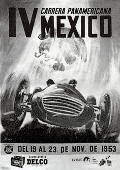 Milésimas: Un 23 de noviembre de 1913 nacía el piloto suizo Christian Kautz y en 1953 Juan Manuel Fangio y Gino Bonzoni al comando de un Lancia D24 se imponían en la Cuarta Carrera Panamericana.