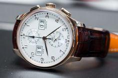 d428edee1f6 IWC Portugieser Perpetual Calendar Digital Date-Month Edition 75th  Anniversary Watch Wrist Panerai Luminor