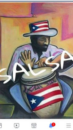 No info. Just makes me smile 🍒 Puerto Rican Power, Puerto Rican Music, Puerto Rican Flag, Puerto Rico Island, Puerto Rico Trip, Puerto Rico History, Puerto Rico Clothing, Puerto Rico Pictures, Colombian Art