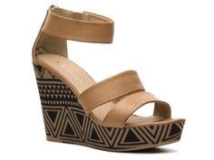 CL by Laundry Ines Wedge Sandal #DSW