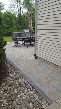 Tidy up your outdoor living space with a new walkway using Cambridge Pavingstones with ArmorTec. Contractor: Paradise Pavers Ponds Landscape