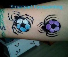 Soccer spider