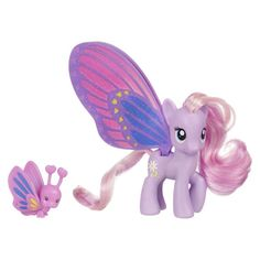 MLP Glimmer Wings Daisy Dreams Brushable Figure