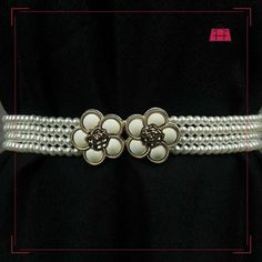 Embrace the vintage style with this Vintage Inspired Pearl Belt!  Make it yours: http://ift.tt/2bZie0O #YouCanNeverHaveTooMany  #Accessoryhut #pearlbelts #belts #gloves #instafashion #hairaccessories #hairchain #sale #bagsforsale #authenticbags #luxurybags #fashionblog #streetfashion
