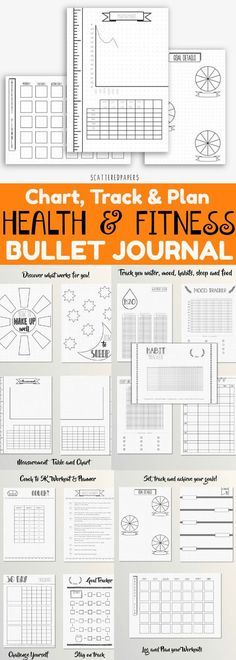 A health and fitness tracker, like a bullet journal page, ​might be a fun thing for a CCLS to create with an older patient who needs to keep track of certain things, like vitals, blood sugar, if they took their meds, and or how much activity they had that day. And they can do it in a personalized manner.
