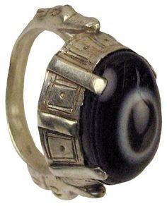 Persian ring 1300 AD