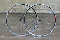 Pro Cycling WorldTour - Community -   Review: Miche Syntium AXY wheelset - so you think you have to go wide?
