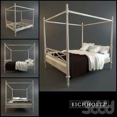 Eichholtz Bed Canope The Westbury