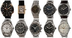 Today's update is pretty varied with sporty and dressy watches from Rolex, Tudor, Panerai, Sinn, IWC, Cartier, Oris, and Anonimo.  Watches have been moving fast, so swing by the site if something catches your eye! Rolex Tudor, Popular Watches, Iwc, Mechanical Watch, Whats New, Cartier, Rolex Watches, Sporty, Pretty