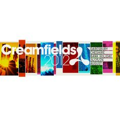 really love this poster for Cream fields this year
