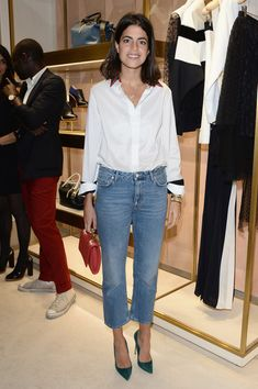 Leandra Medine in 'Chloe Attitudes' Book Launch in Paris