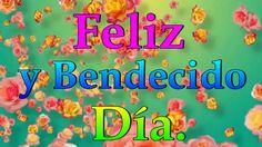Gracias señor por esté nuevo día que vuelves a regalarnos...bendito seas señor...Feliz y Bendecido Día.
