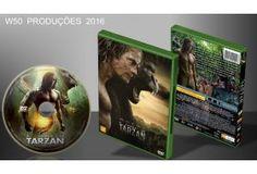 A Lenda De Tarzan - DVD 1