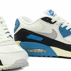 free shipping 44443 01016 This is my favorite design by Tinker Hatfield, the Nike Air The shoe adds  height and cushion to the wearer. I am also a fan of the white and blue  color ...