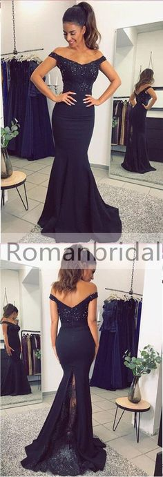 6cf6468ed3d9 2018 Amazing Hot Lace Mermaid Prom Dresses 2018 Appliques Beaded Open Back  Evening Gown, Prom