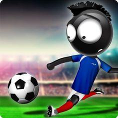 تحميل Stickman Soccer 2016 v1.3.2 APK MODفي أحدث إصداراتها (مهكرة) للأندرويد