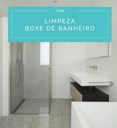 Dicas de como limpar o box do banheiro para retirar a gordura acumulada e deixá-lo como novo. Clique na imagem para ver o post completo!
