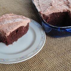 Drunken Chocolate Covered Strawberry Cake