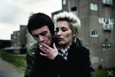 Joe Gilgun and Vicky McClure as Woody and Lol This Is England 88, Shane Meadows, Joseph Gilgun, Film Inspiration, Northern Soul, Big Love, S Pic, Film Movie, Movies And Tv Shows