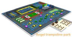 trampoline world, indoor trampoline park - Angel Trampoline Park Extreme Trampoline, Trampoline World, Backyard Trampoline, Professional Trampoline, Backyard Toys, Rebounding, Trampolines, Angel, Free
