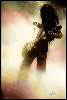"Jimmy Page ""Maestro"" Photoartist LisaKay Allen/PassionFeast"
