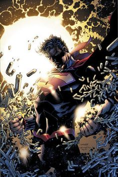 Wow! Big news! Scott Snyder and Jim Lee on a new #superman book?!