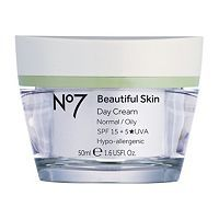 What I love about all the No7 range at boots is that they have the SPF and the *UVA in their moisturizers/BB and CC creams/ tinted moisturizers etc which means that you know you'll get the proper sun care protection.