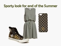 sporty look for end of the Summer
