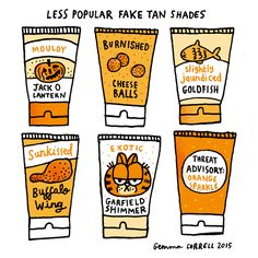 gemma correll's tumblr of things and stuff — Reblogging because there's an ugly butchered...