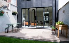 Historisch pand   TENARCHITECTS Casa Real, Art Of Living, Yard, Live, Interior, Room, House, Furniture, Extensions