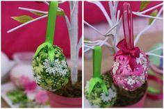 Idées déco pour Pâques avec des oeufs sympas