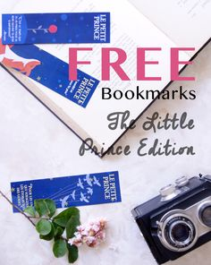 Free printable bookmarks template inspired by Le Petit Prince/ The Little Prince from the French writer Antoine de Saint-Exupéry Bookmark Printing, Bookmark Template, Famous Book Quotes, Famous Books, Free Printable Bookmarks, Free Printables, French Quotes, Spanish Quotes, Mr Wonderful