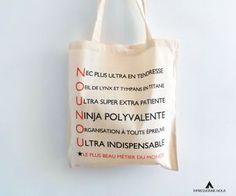 Tote-bag Nounou