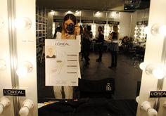 Alison Liaudat, bangbangblond, swiss fashion blog, blog mode suisse Fashion Night, Fashion Show, Loreal Paris, Backstage, Night Out, Madrid, Cool Stuff, Blog, Vogue