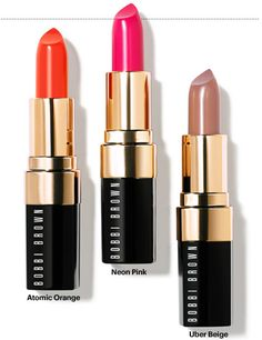 Bobbi Brown Lip Colour - Neons & Nudeds Collection