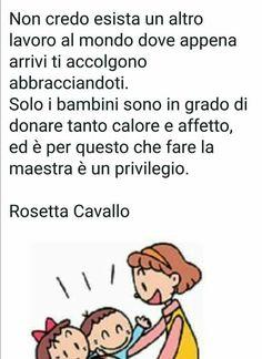 Learning Italian, School Humor, In Kindergarten, Wisdom, Teacher, Education, Comics, Words, Children