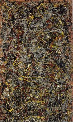 Jackson Pollock - Legend.