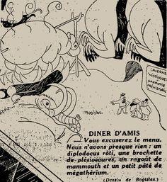 Bogislas – Dîner d'amis (1932)