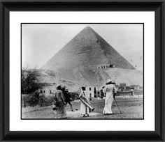 Golf at Pyramids