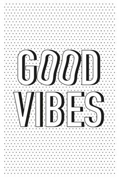 GOOD VIBES by Virginia Guevara