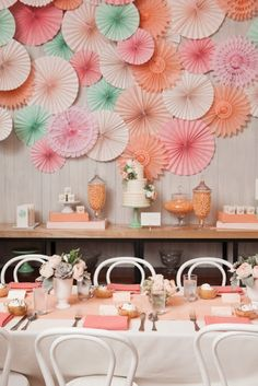 Fiesta Friday - Mother's Day Tea Party Inspiration